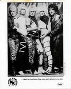 King Kobra Promo Print