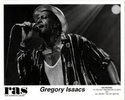 Gregory Isaacs Promo Print