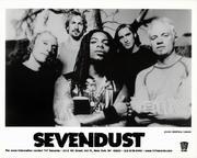 Sevendust Promo Print
