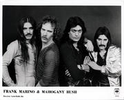 Mahogany Rush Promo Print