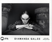 Diamanda Galas Promo Print