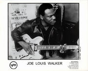 Joe Louis Walker Promo Print