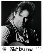 Billy Falcon Promo Print
