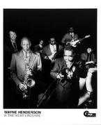 Wayne Henderson & The Next Crusade Promo Print