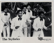 The Stylistics Promo Print