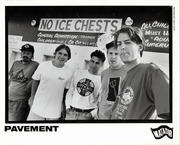 Pavement Promo Print