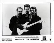 Omar & the Howlers Promo Print