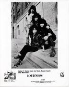 Loudness Promo Print