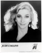 Judy Collins Promo Print