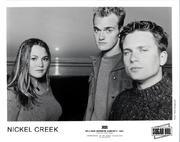 Nickel Creek Promo Print