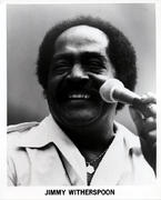 Jimmy Witherspoon Promo Print