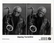 Stanley Turrentine Promo Print