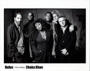 Rufus & Chaka Khan Promo Print