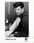 Chris Isaak Promo Print