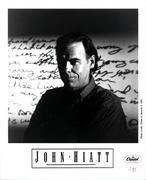 John Hiatt Promo Print