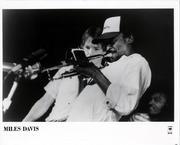 Miles Davis Promo Print