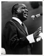 Louis Armstrong Vintage Print