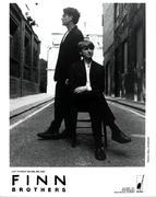 Finn Brothers Promo Print