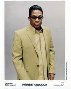 Herbie Hancock Promo Print