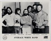 Average White Band Promo Print