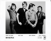 Rockpile Promo Print
