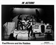 Paul Revere and the Raiders Promo Print