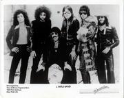 The J. Geils Band Promo Print