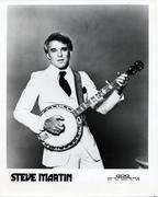 Steve Martin Promo Print
