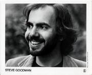 Steve Goodman Promo Print