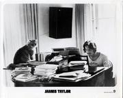James Taylor Promo Print