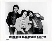 Creedence Clearwater Revival Promo Print
