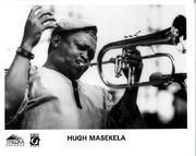 Hugh Masekela Promo Print