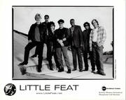 Little Feat Promo Print