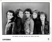 Loverboy Promo Print
