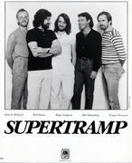Supertramp Promo Print