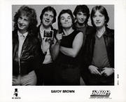 Savoy Brown Promo Print