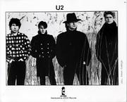 U2 Promo Print