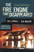 The Fire Engine That Disappered Book