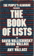 The Book Of Lists Book