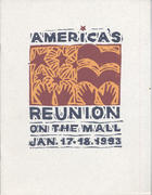 America's Reunion On The Mall Program