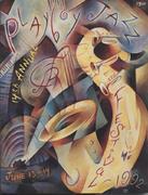 Playboy Jazz Festival Program