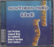 Southern Fried Live CD
