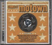 Summer of Motown CD