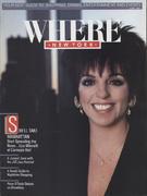 Where Magazine June 1987 Magazine