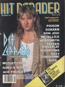 Hit Parader December 1987 Vintage Magazine
