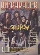 Hit Parader August 1989 Magazine