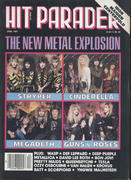 Hit Parader April 1987 Magazine