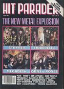 Hit Parader April 1987 Vintage Magazine