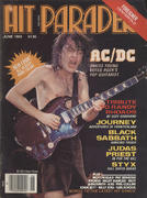 Hit Parader June 1983 Magazine