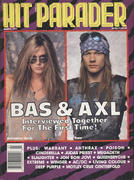 Hit Parader Magazine March 1991 Magazine